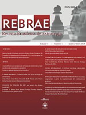 Revista Brasileira de Estratégia - REBRAE