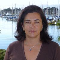 Docente Claudia Maria Barbosa.