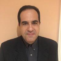 Docente Ricardo Cassiano Nabhen.