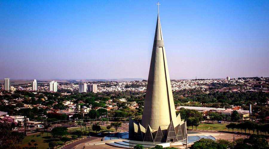 Arquidiocese da cidade de Maringá no Paraná - Brasil