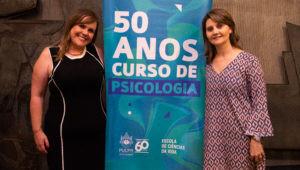 evento 50 anos curso Psicologia PUCPR