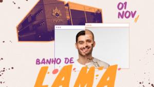 banho de lama PUCPR Londrina