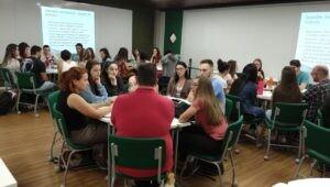 Escola de Ciências da Vida PUCPR evento saúde