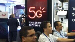 Uso de redes 5G