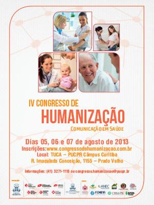 IV Congresso de Humanização