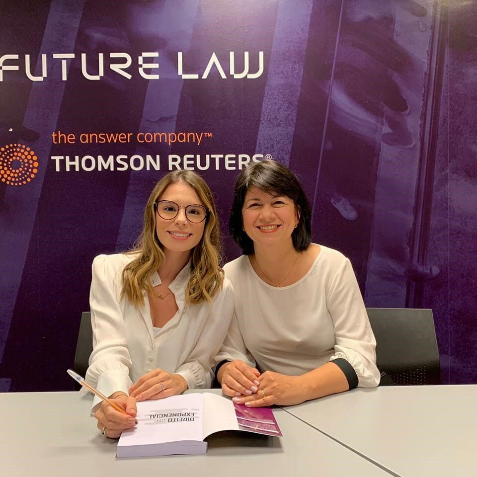 Estudante e professora da PUCPR participam de livro sobre Direito