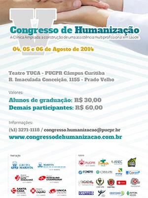 V Congresso de Humanização