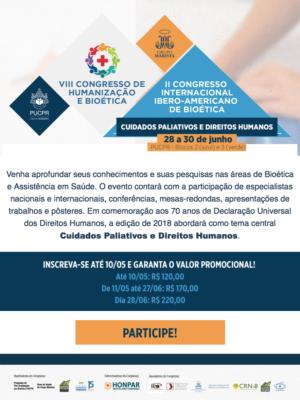 VIII Congresso de Humanização