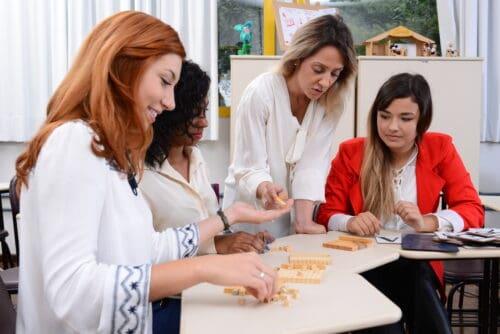 desafios e aprendizados dos educadores