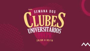 semana dos clubes universitários