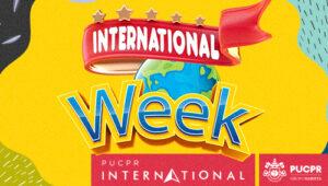 international week; experiência internacional; intercâmbio