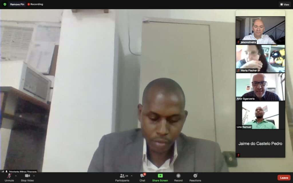 doutorando em humanidades; doutorado em moçambique; acordo de cooperação; moçambique