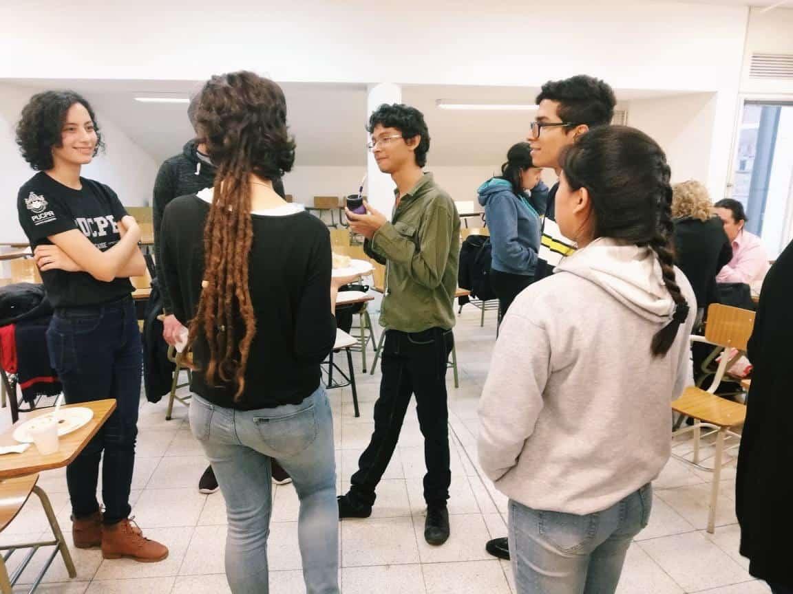 intercâmbio; experiências internacionais; internacionalização; pucpr international; argentina