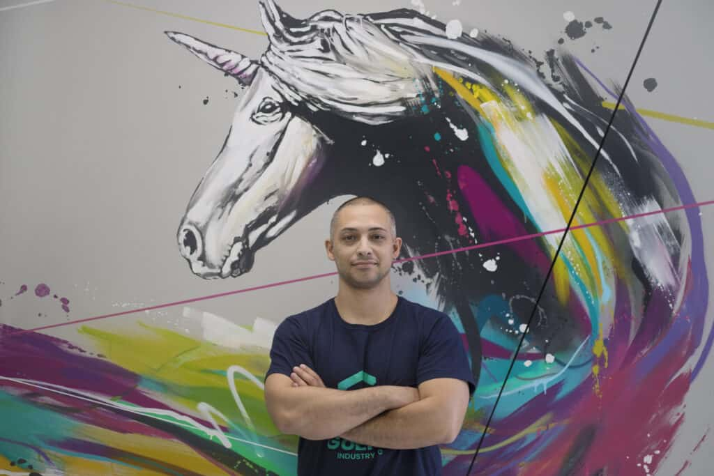 GoEPIK; startup; inovação; empreendedor; Wellington