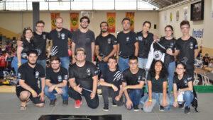 equipe de robótica; equipe de robótica da PUCPR; campeonatos de robótica; robôs; habilidades técnicas